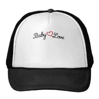 BABY LOVE.png Trucker Hat