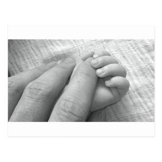 Baby Love Postcard