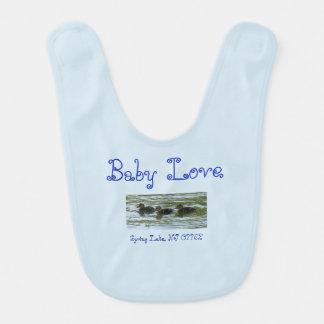 Baby Love Spring Lake Bib for Boys
