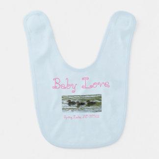 Baby Love Spring Lake Bib for Girls