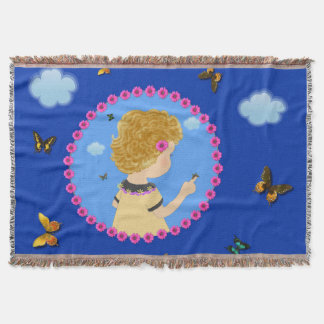 Baby Love. Throw Blanket