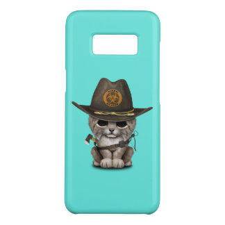 Baby Lynx Zombie Hunter Case-Mate Samsung Galaxy S8 Case