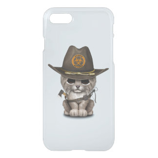 Baby Lynx Zombie Hunter iPhone 8/7 Case