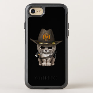 Baby Lynx Zombie Hunter OtterBox Symmetry iPhone 8/7 Case