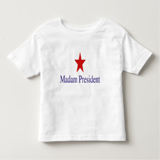Baby Madam President Toddler T-shirt