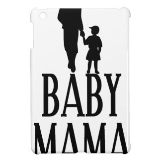 Baby mama(1) iPad mini cases