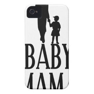 Baby mama(1) iPhone 4 cover