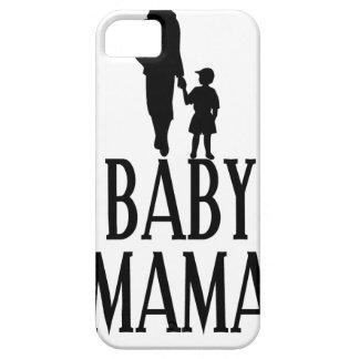 Baby mama(1) iPhone 5 covers
