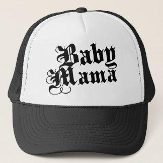 Baby Mama Trucker Hat