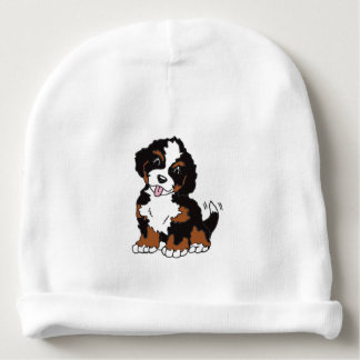 'baby max' Jasper-the-Puppy Baby Cotton Beanie Baby Beanie