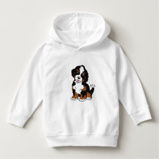 'baby max' Jasper-the-Puppy Baby Pullover Hoodie