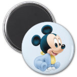 Baby Mickey Mouse 2 Refrigerator Magnet