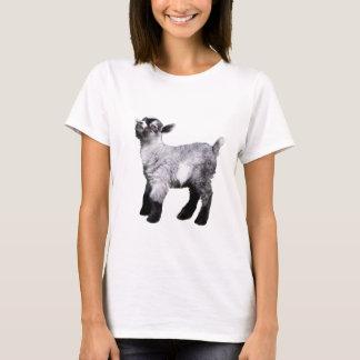 Baby Miniature Goat left side T-Shirt