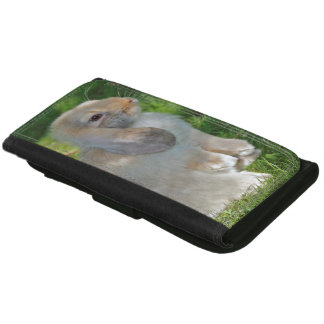 Baby Minilop Rabbit Wallet