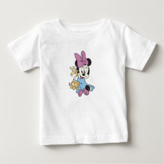 Baby Minnie Baby T-Shirt