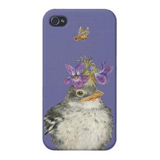 baby mockingbird iPhone4 case