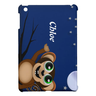 Baby Monkey Personalized IPAD Mini Cover/Case Case For The iPad Mini