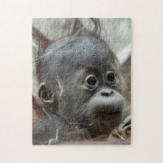 Baby Monkey  Puzzle