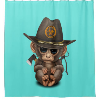 Baby Monkey Zombie Hunter