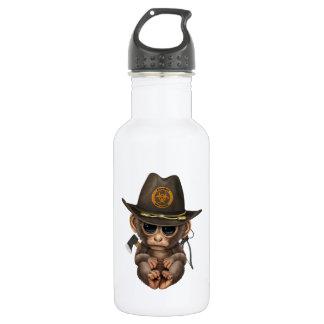 Baby Monkey Zombie Hunter 532 Ml Water Bottle