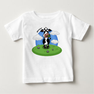 Baby Moo Cow Tee