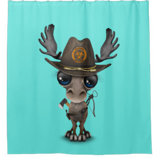 Baby Moose Zombie Hunter