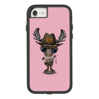 Baby Moose Zombie Hunter Case-Mate Tough Extreme iPhone 7 Case
