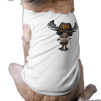 Baby Moose Zombie Hunter Shirt