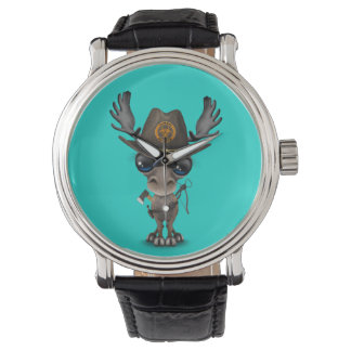 Baby Moose Zombie Hunter Watch