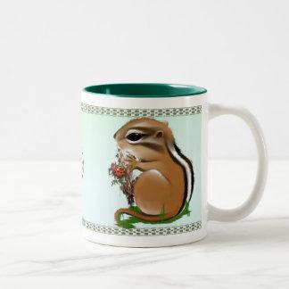 Baby Munk and Ladybug cups