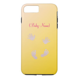 Baby Name Here Case by Leslie Harlow