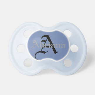 Baby Name Pacifier