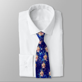 baby-new-year-cartoon tie