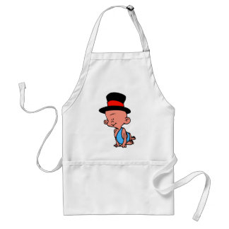 Baby New Years Day Personalized Products Standard Apron