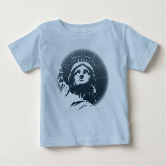 Baby New York Shirt NYC Statue of Liberty Souvenir
