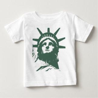 Baby New York Shirt Statue of Liberty Shirt