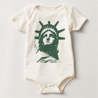 Baby New York Shirt Statue of Liberty Shirt