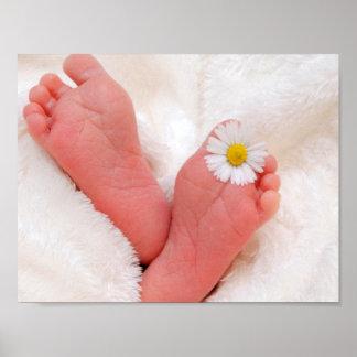 Baby Newborn Kids Poster