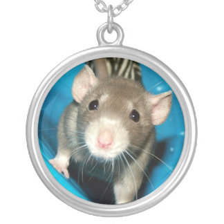 Baby Noah Pet Rat Necklace