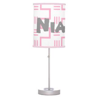 Baby Nursery Lamp