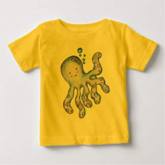 Baby Octopus Baby T-Shirt