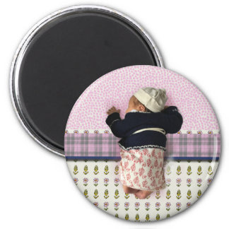 baby of love magnet
