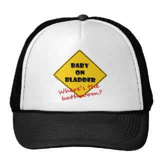 Baby on Bladder Trucker Hat