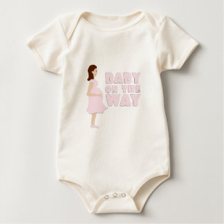 Baby On the Way Baby Bodysuit