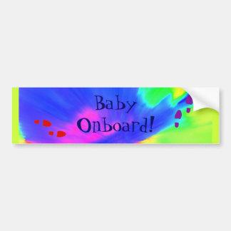 """""""Baby Onboard"""" Bumper Sticker"""