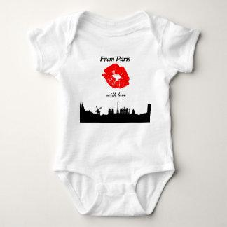 Baby onsy, From Paris Baby Bodysuit