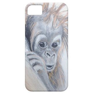 Baby-Orangutan Case For The iPhone 5