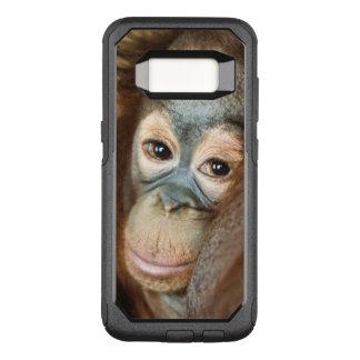 Baby Orangutan OtterBox Commuter Samsung Galaxy S8 Case