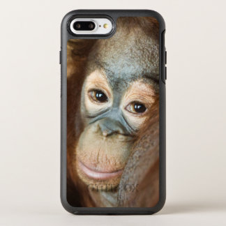 Baby Orangutan OtterBox Symmetry iPhone 7 Plus Case