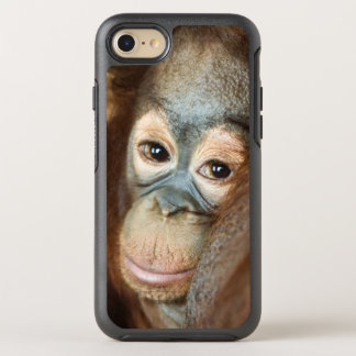 Baby Orangutan OtterBox Symmetry iPhone 8/7 Case